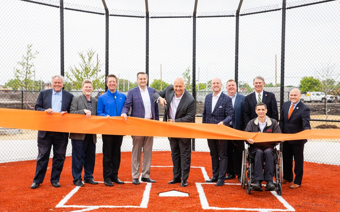 Cal Unveils New Cal Ripken, Sr. Foundation Youth Development Park in Chicago