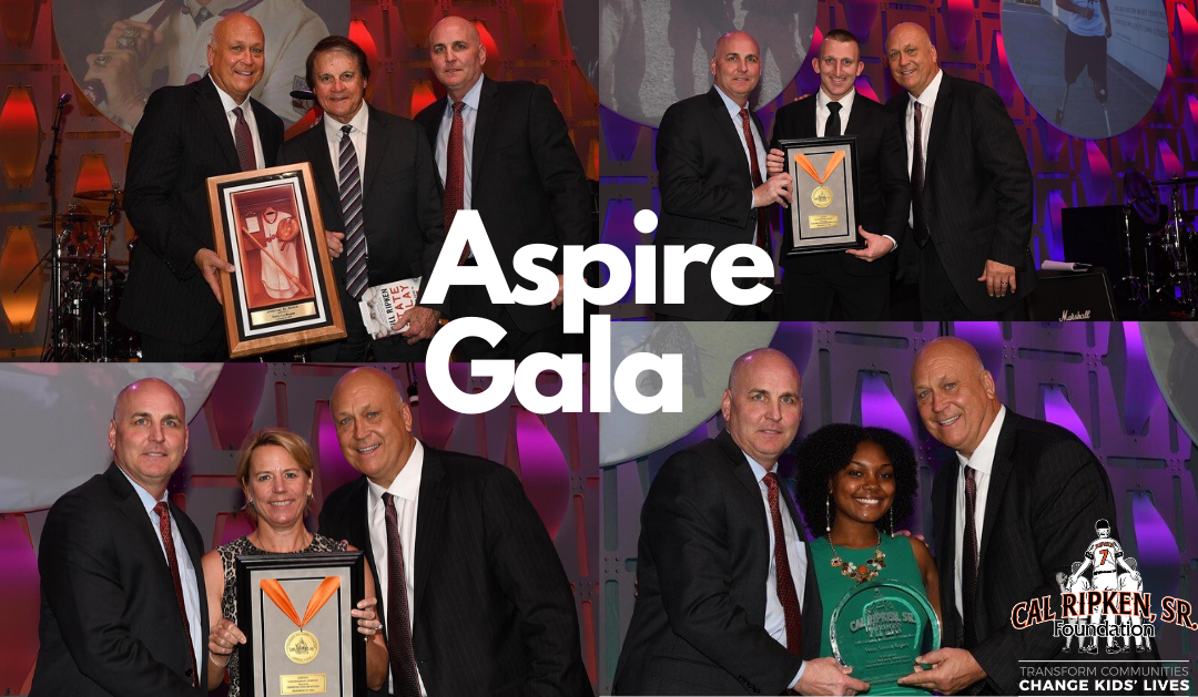 Cal Ripken, Sr. Foundation Raises $3.9 Million at 16th Annual Aspire Gala