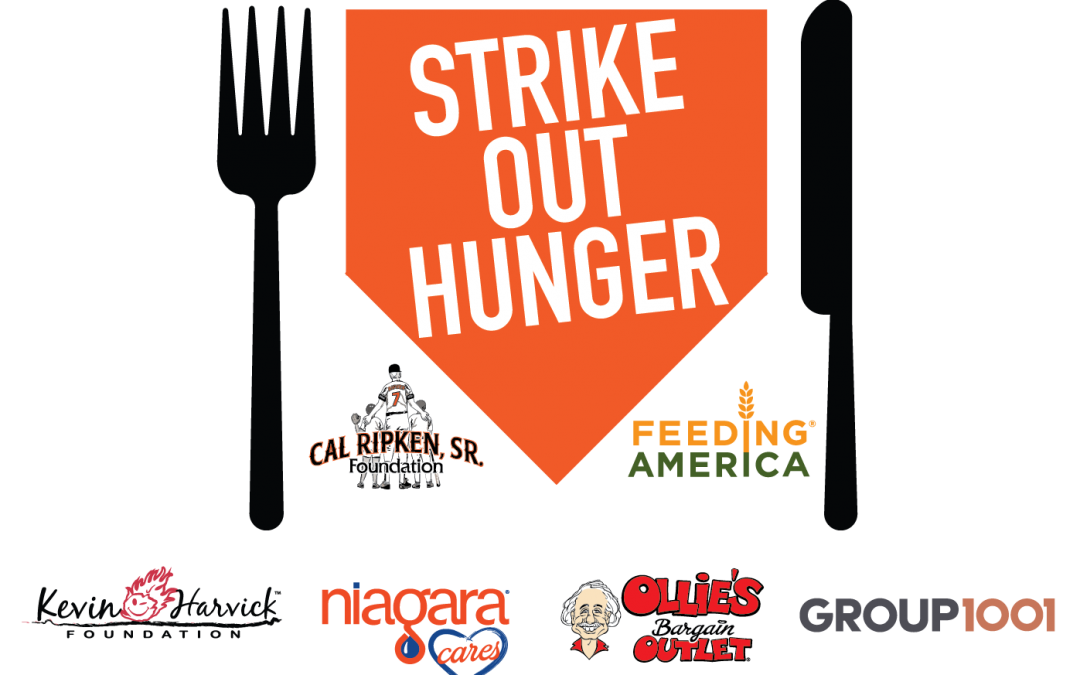 Cal Joins Twitter to Launch Strike Out Hunger 2020 Campaign with the Cal Ripken, Sr. Foundation