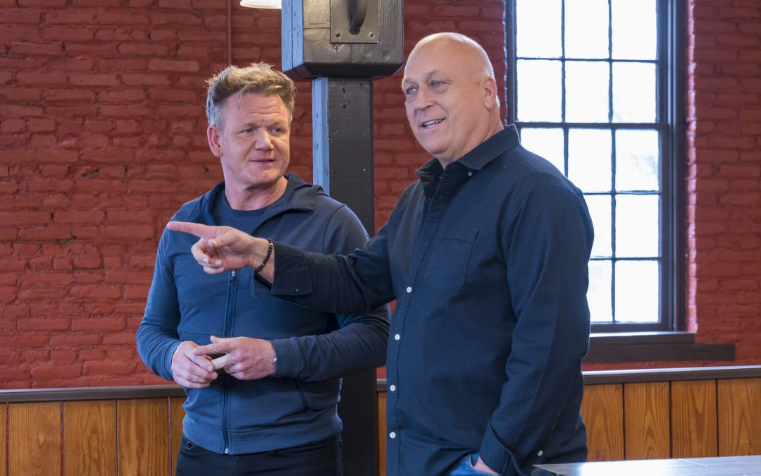 Cal Unites With 24 Hours Team and Gordon Ramsay on FOX Network Special to Help Revitalize Ellicott City