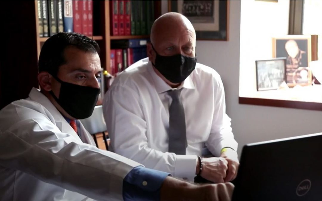 Cal, Johns Hopkins Medicine and the Brady Urological Institute team up for important PSA